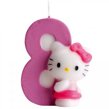 Bougie Hello Kitty 8