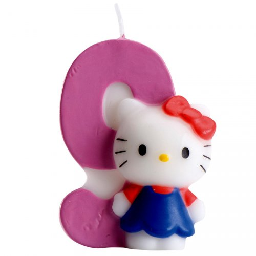 Bougie Hello Kitty 9