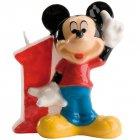 Bougie Mickey 1 an