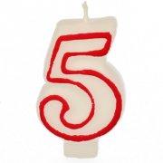 Bougie ''5''