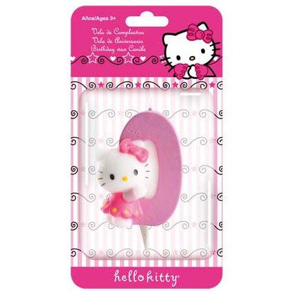 Bougie Hello Kitty 0