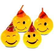 Bougies smiley