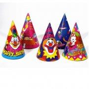 5 chapeaux Happy Birthday
