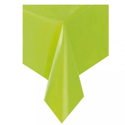 Nappe Unie Vert - Plastique