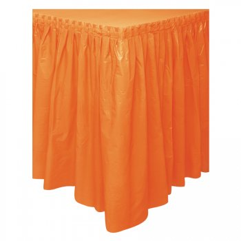 Tour de table Orange