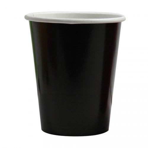 8 Gobelets Noir