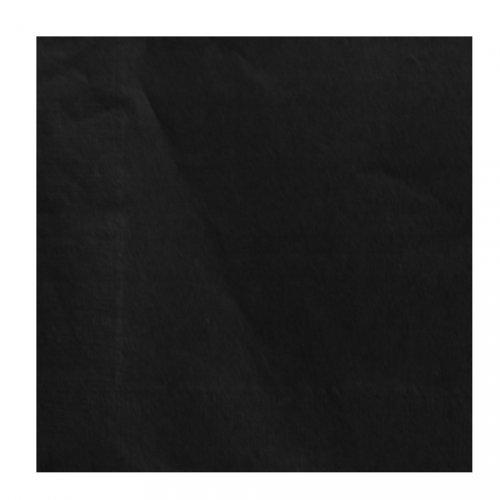 20 serviettes Noir