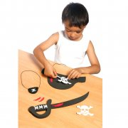 Set d�guisement � d�corer Pirate