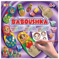 Kit Créatif Poupées Russes Baboushka