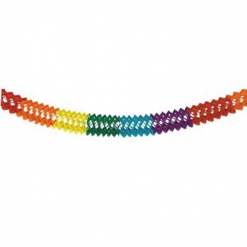 Guirlande Rainbow 6m