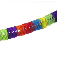 Guirlande Rainbow 4m