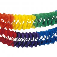 Guirlande Rainbow 10m