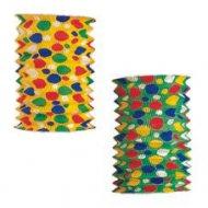 2 Lanternes confettis
