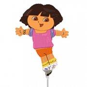 Ballon sur Tige Dora l'exploratrice