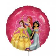 Ballon sur Tige Princesses Disney Rond