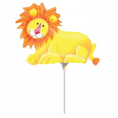 Ballon sur Tige Lion