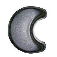 Mini moule métal Lune