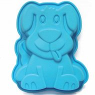 Moule Silicone Chien