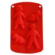 Plaque Moules en silicone Enfants et Chiots