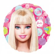 Ballon H�lium Barbie