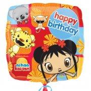 Ballon Hélium Ni Hao Kai-lan