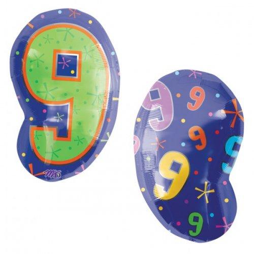 Ballon Hélium 9