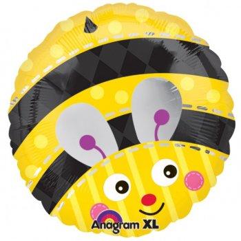 Ballon Hélium Abeille