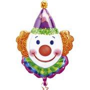 Ballon Clown G�ant Mylar