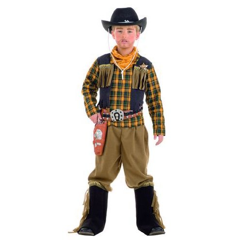 Déguisement de Cowboy Rio Bravo