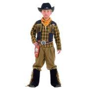 Déguisement de Cowboy Rio Bravo 5-7 ans