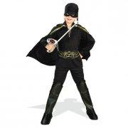 Déguisement de Zorro avec épée 3-4 ans