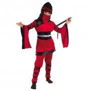 D�guisement de Guerriere Ninja Orientale