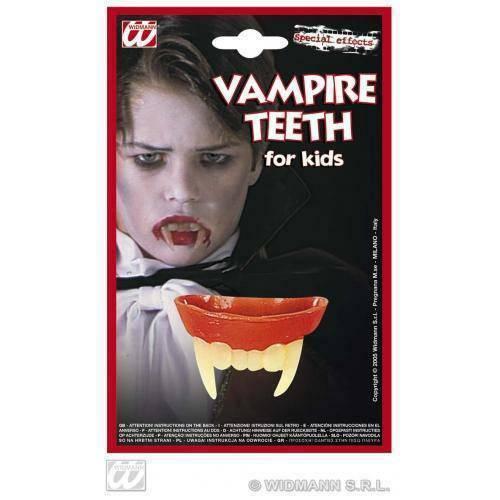 Dents de Vampire Enfant