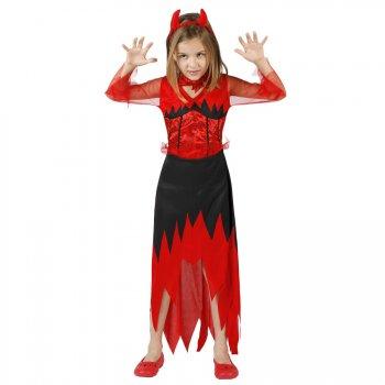 Déguisement de Diablesse enfant