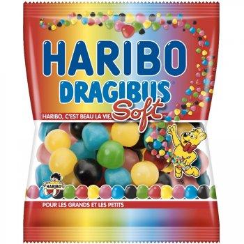 Dragibus Soft Haribo - Sachet 120g