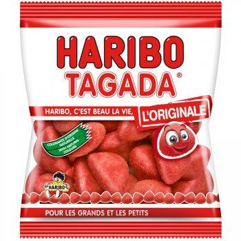 Tagada Haribo - Mini sachet 30g