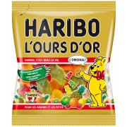 Ours d'Or Haribo - Mini sachet 40g