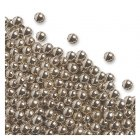 Sachet de 35g Perles argentées en sucre