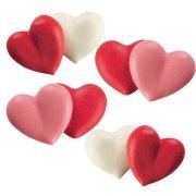 4 Double-Coeur en sucre