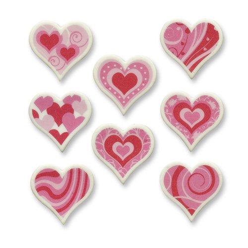 8 Décors Coeur à Plat
