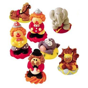 6 Figurines du cirque