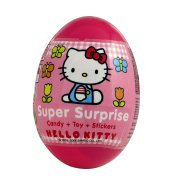 Oeuf surprise Hello Kitty