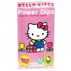 Sucette et poudre pétillante Hello Kitty