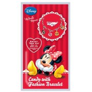 Pochette surprise Minnie Bracelet et bonbons