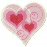 Plaquette Coeur