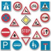10 D�cors Panneaux de Signalisation