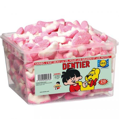10 Bonbons Dentiers Haribo