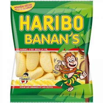 Banan s Haribo - Mini sachet 30g