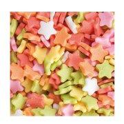 Sachet de 50g étoiles multicolores