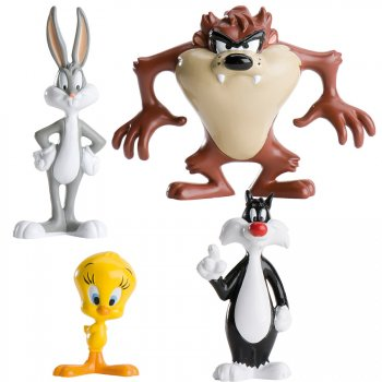 1 figurine Looney tunes - Plastique